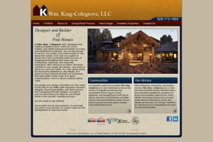 King-Colgrove - Flagstaff Designers and Builders