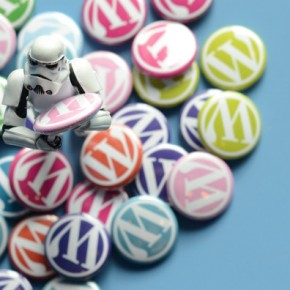 19 percent of the web runs on WordPress