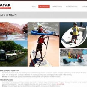 Kayak the Colorado